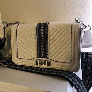 Crossbody Rebecca Minkoff bag